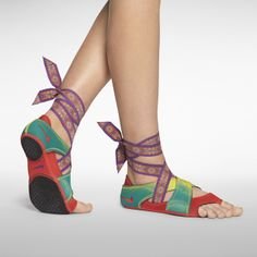 Nike Studio Wrap Pack Magical Kaleidoscope Three-Part Footwear System LOVE THESE!!!