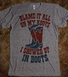 Showed Up In Boots  - Howdy - Skreened T-shirts, Organic Shirts, Hoodies, Kids Tees, Baby One-Pieces and Tote Bags - khaki green shirt mens, mens casual summer shirts, white mens shirt *sponsored https://www.pinterest.com/shirts_shirt/ https://www.pinterest.com/explore/shirt/ https://www.pinterest.com/shirts_shirt/sport-shirt/ http://otherwild.com/collections/t-shirts