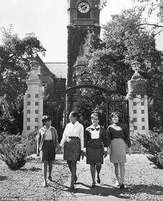 Estudiantes de EEUU en los años '50 inspiraron la tendencia preppy