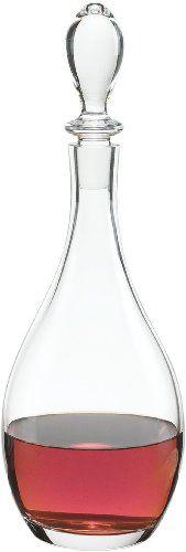 "$38.00-$54.00 Badash Matteo 32 oz. Wine  Decanter - Classic elegant 14"" wine decanter for your finest presentation http://www.amazon.com/dp/B0041MS492/?tag=pin2wine-20"