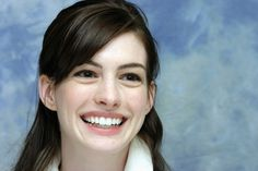 Actress Anne Hathaway -- would be great for Joslynn in book 3