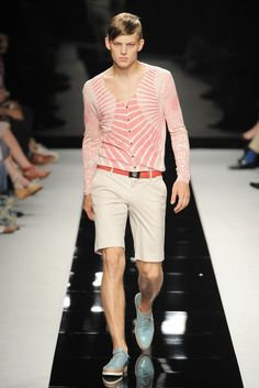 John Richmond Men's RTW Spring 2013