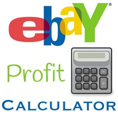 Free online calculator to easily determine net profit from a sale on eBay.  This is a useful tool for determining how much to list an item for. #ebay #calculator