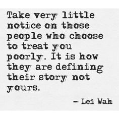 You are defining your story by your rude, arrogant attitude and misplaced air of superiority.