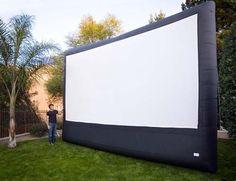 Open Air Cinema CineBox Pro 16x9 Outdoor Cinema Theater System @Crowdz