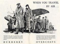 Heritage | Burberry, 1938