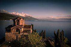 Kaneo - Ohrid, Mazedonien