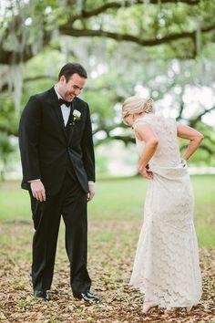 New Orleans Botanical Gardens Wedding | Ashleigh Jayne | Reverie Gallery Wedding Blog