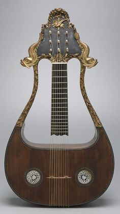 J. Charles, Marseille, 1785, © Yale University Collection of Musical Instruments, Photo credit: Alex Contreras