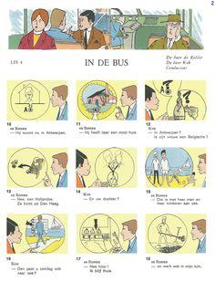 Audiovisuele Methode Nederlands / Les 4 - In de bus (2)