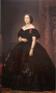 In the Swan's Shadow: Inés Francisca de Silva-Bazán y Téllez Girón (1806-1865)