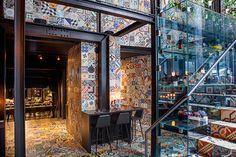 BIG partners bjarke ingels + jakob lange design copenhagen llama restaurant