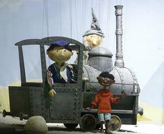 Jim Knopf & Lukas der Lokomotivführer, Augsburger Puppenkiste
