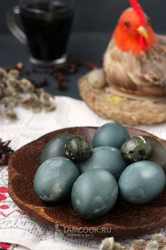 Egg Dye, Ukrainian Easter Eggs, Holidays And Events, Diy And Crafts, Good Food, Food And Drink, Sweets, Diet, Meals