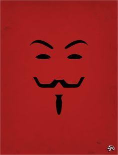Vendetta caricature