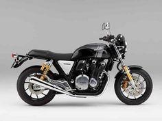Con la base la CB 1000 nace una naked deportiva, de estilo café racer de los setenta, pero con trazos de moto moderna, una mezcla muy atractiva y de moda.