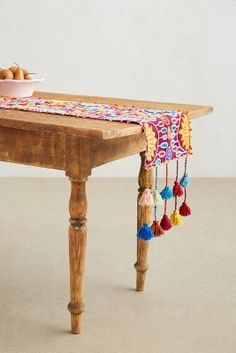 Anthropologie Agave Table Runner - anthropologie.com #anthrofave
