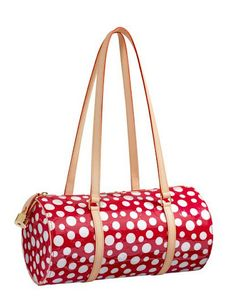 The Bags of Yayoi Kusama for Louis Vuitton