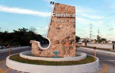 Cruz para Peña Nieto en Cansahcab