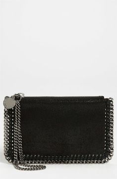3b5b8433d912 Stella McCartney  Falabella  Shaggy Deer Wristlet available at  Nordstrom  Stella Mccartney Bag