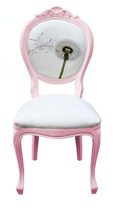 Bespoke Dandelion Dinning Chair  <3