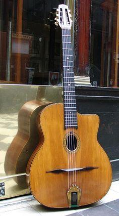 Selmer guitar 1948