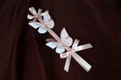 5 Hang paper butterflies. Wedding di BibliothecaSelecta su Etsy