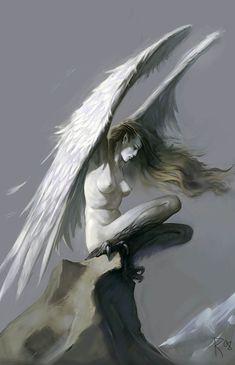 Garpiya by Waldemar-Kazak.deviantart.com on @deviantART