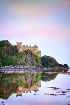 Culzean Castle, Scotland. Family home of Clan Kennedy and birth place of current Clan Chief Lord Charles Kennedy.