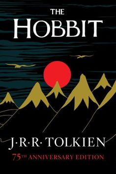 The Hobbit, I have started this book more times than I can count. Some day I will read the whole thing!