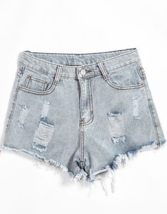 Shorts Denim bolsillos -azul 12.88