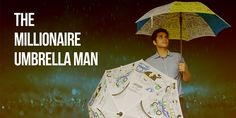 How an MBA grad became a marketplace millionaire by selling umbrellas