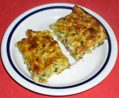 Lasagna, Quiche, Vegetarian Recipes, Breakfast, Ethnic Recipes, Food, Contouring, Diet, Lasagne