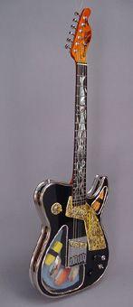 Sushi Guitar