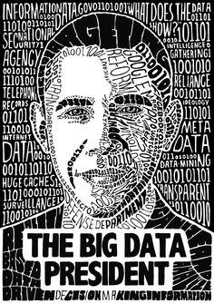 Obama, the 'big data' president