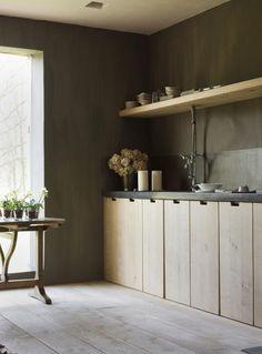 Ways To Choose New Cooking Area Countertops When Kitchen Renovation – Outdoor Kitchen Designs Outdoor Kitchen Design, Modern Kitchen Design, Rustic Kitchen, Wooden Kitchen, Outdoor Kitchen Countertops, Concrete Countertops, Concrete Walls, Küchen Design, Interior Design