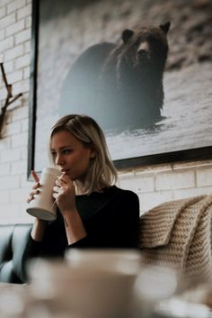 upknorth: Nordic simplicity. Cafe Orso, Deep Cove, BC. Photo:...