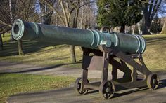 Cannon Pictures, History, Civil War Weapons