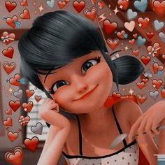 𝑚𝑖𝑟𝑎𝑐𝑢𝑙𝑜𝑢𝑠 𝑙𝑎𝑑𝑦𝑏𝑢𝑔 𝑖𝑐𝑜𝑛𝑠 Miraculous Ladybug Wallpaper, Miraculous Ladybug Funny, Cute Disney Wallpaper, Cute Cartoon Wallpapers, Vanellope Y Ralph, Ladybug Und Cat Noir, Marinette Et Adrien, Instagram Cartoon, Kawaii Disney