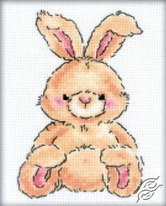 The Leveret - Cross Stitch Kits by RTO - H193