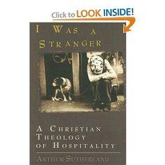 a Christian theology of hospitality