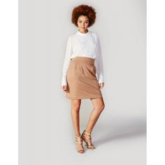High Waist Skirt - Designer Clothing by Label Collections