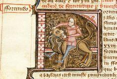 Fortitudo (Fortitude) Royal 6 E VII Author: James le Palmer Origin: England, S. E. (London) Date: c. 1360- c. 1375