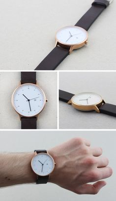 Instrmnt 01: A minimalist watch with a Swiss movement. by Instrmnt Limited — Kickstarter
