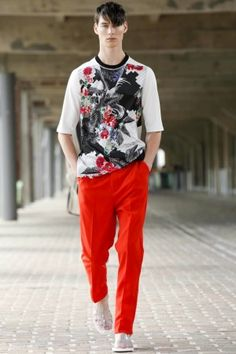3.1 Phillip Lim Menswear Spring Summer 2014