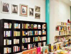 Librería | Llibreria Can Blancos C/Plaza Orient,4, Inca, Mallorca #slowshopinca