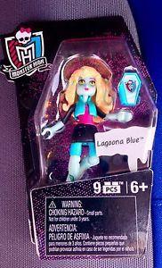 Monster High Lagoona Mega Bloks Figure in Hand New Doll | eBay