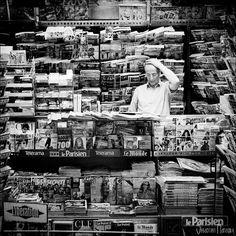 The newspaperman by Sebastien MANOURY on 500px.com