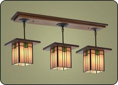 Craftsman Lighting Fixtures and Chanderliers Craftsman Dining Room, Craftsman Decor, Craftsman Kitchen, Craftsman Style Homes, Craftsman Bungalows, Craftsman Interior, Craftsman Furniture, Interior Modern, Interior Paint