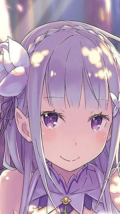 Re:ゼロから始める異世界生活 エミリア All Anime, Manga Anime, Re Zero Wallpaper, Arte Sailor Moon, Waifu Material, Anime Kawaii, Slayer Anime, Manga Games, Anime Shows